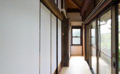 廊下リフォーム後の写真