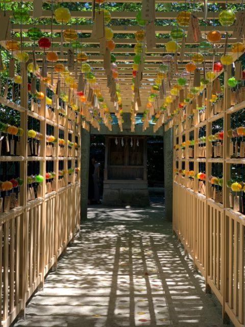 風鈴の回廊